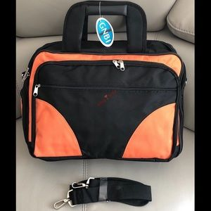Global New Beginnings GNBI Laptop Messenger Bag
